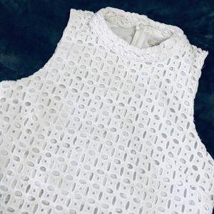 🌸NEW LISTING🌸 J.Crew sleeveless blouse